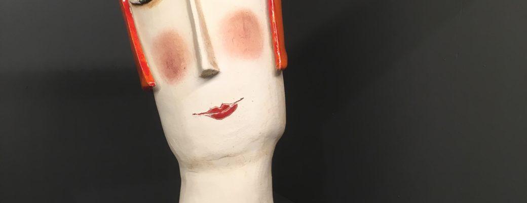 Fiaba Con-Creta: Alla MI.MO Gallery La Ceramica Incontra Il Teatro