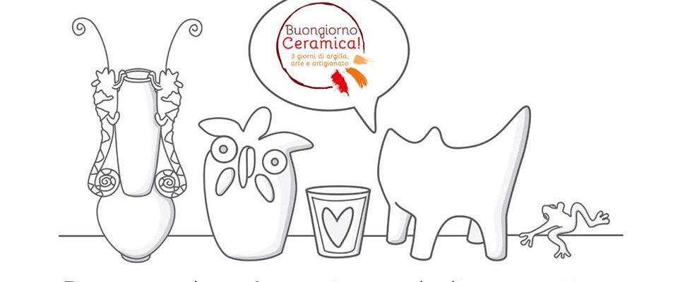 """Buongiorno Ceramica!: Per L'edizione 2018, Alla Bottega Morigi Si """"paciuga Con La Terra"""""""